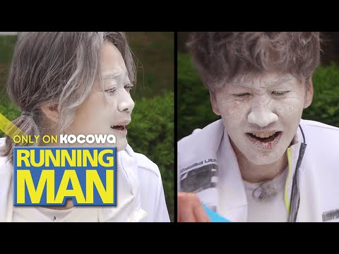 Lee Kwang Soo Can't be Polite with This Face [Running Man Ep 451]