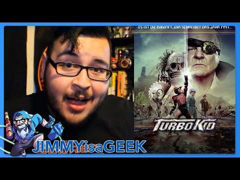 Turbo Kid Movie Review (Spoiler Free) | @GLJimmy