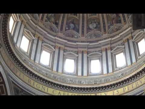 Carol & CDB's Road Scholar Trip to Italy part 1 Rome