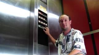 I got stuck in the elevator! EPIC FAIL?