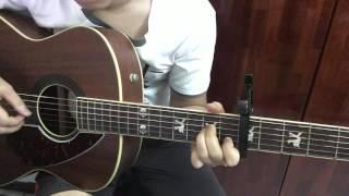 Gửi Anh Xa Nhớ - Bích Phương - Guitar Solo