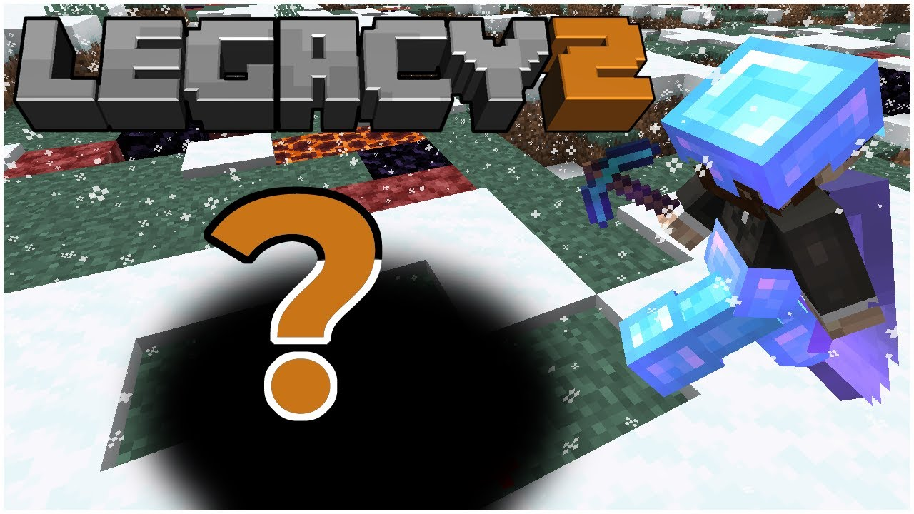 What Did I Find?? - Legacy SMP ( Season 2 Episode 1 )