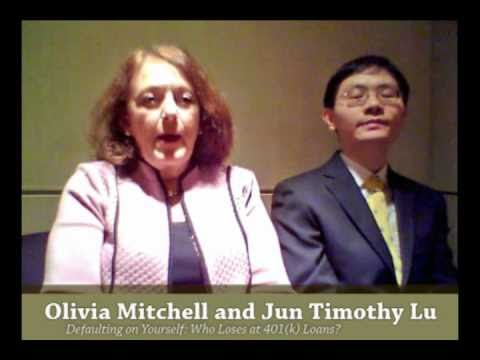 FLC Interview with Olivia Mitchell and  Jun Timothy Lu
