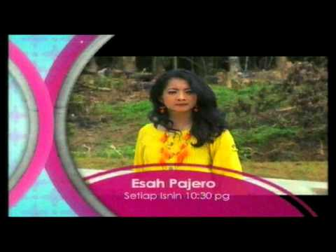 Promo Esah Pajero Senda Pagi @ Tv3! 8 10 2012   10 30 pagi
