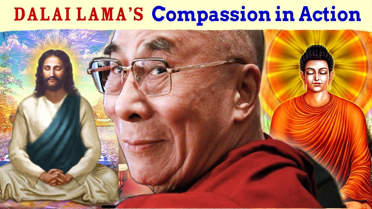 trailer dalai lamas compassion in action film youtube - Dalai Lama Lebenslauf