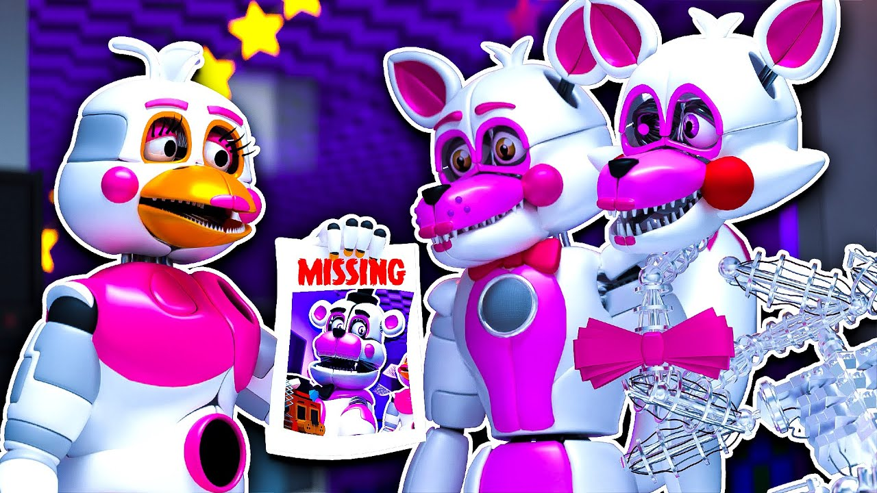 Funtime Freddy Goes Missing FNAF | Minecraft Five Nights at Freddy's Roleplay