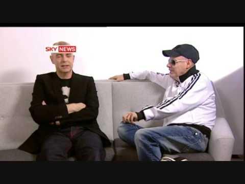 Chris Lowe Of The Pet Shop Boys Talks About Michael Jackson's Comeback
