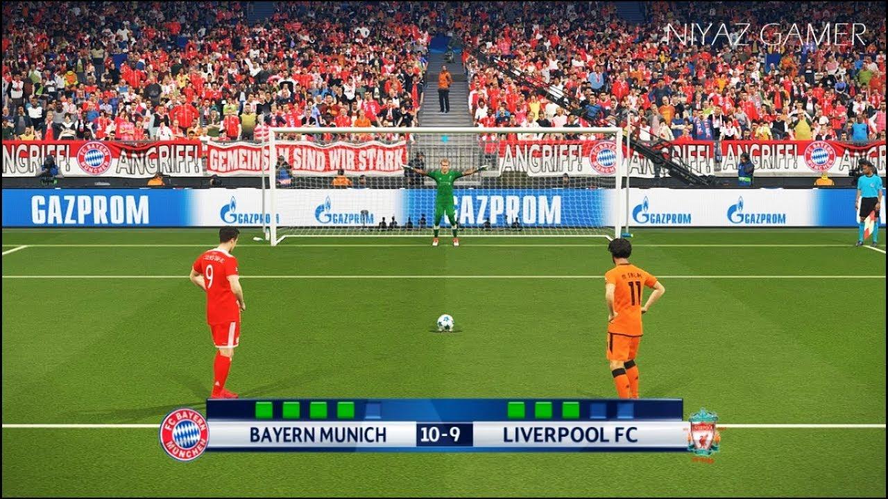 Bayern Vs Liverpool Photo: UEFA Champions League - UCL