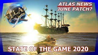 Atlas News   The Current State Of Atlas 2020 S3 & June Update Incoming? [Atlas] YouTube Videos