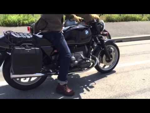 BMW/R80.R100RS.2バルブボクサーOHV
