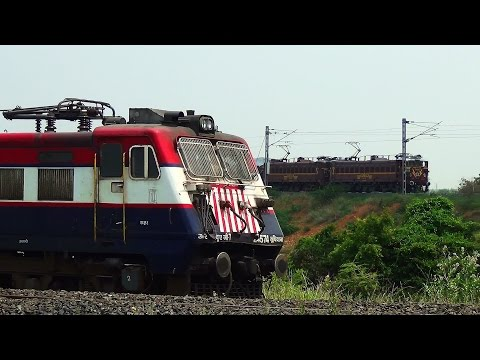 INDIAN RAILWAYS HIGH SPEED TRAINS CROSSING COMPILATION