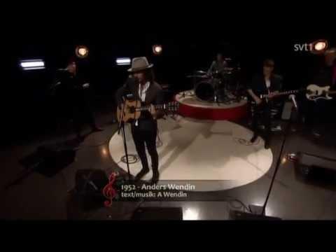 Anders Wendin - 1952 (Live, SVT Go'kväll)
