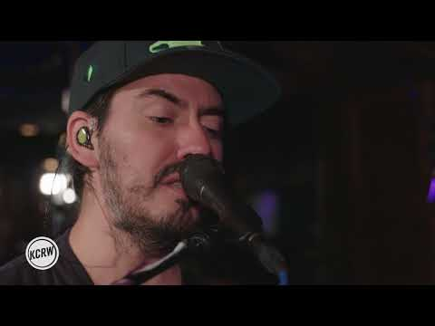 """Dhani Harrison performing """"All About Waiting"""" Live on KCRW"""
