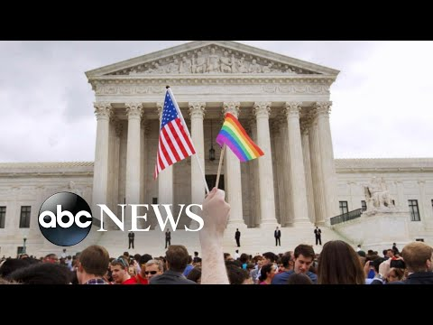 Supreme Court Takes On Cases On Gay Rights, Discrimination L ABC News
