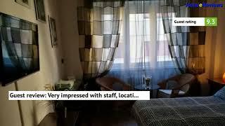 Vatican Point Break ** Hotel Review 2017 HD, Vatican - Prati, Italy