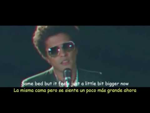 Bruno Mars   When I Was Your Man  Sub...