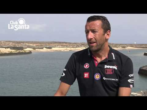 Marino Vanhoenacker to race IRONMAN Lanzarote May 20th 2017