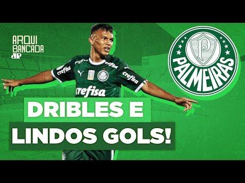 Gabriel Veron: o FUTURO do Palmeiras! Veja os melhores GOLS e SKILLS!
