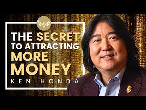 🌟The ZEN Millionaire's SECRET to Attracting Money! KEN HONDA | Happy Money