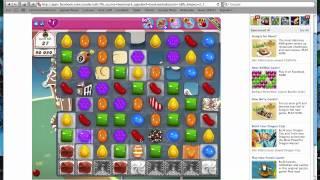 Candy Crush Saga level 147
