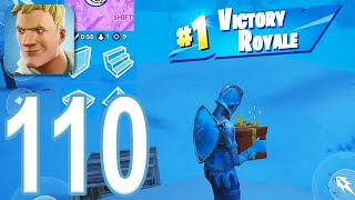 Fortnite - Gameplay Walkthrough Part 110 - Sneaky Silencers (iOS)