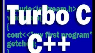 Como descargar e instalar turbo C