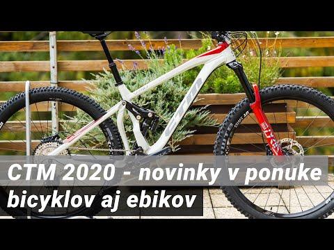 CTM 2020 - novinky v ponuke bicyklov aj ebikov