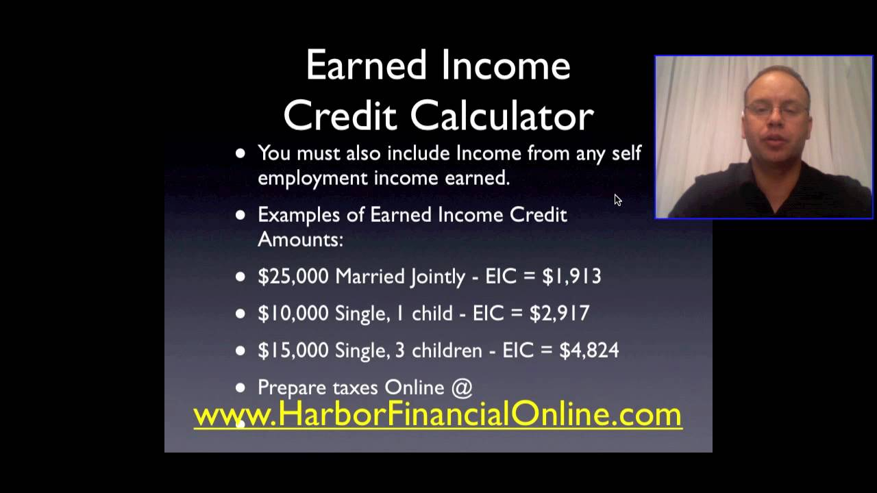 worksheet Earned Income Credit 2014 Worksheet 2012 2013 earned income credit calculator youtube