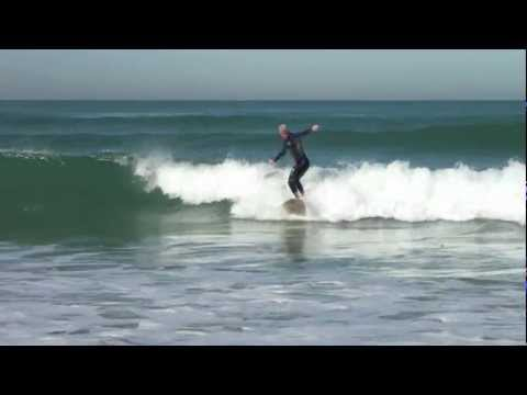 BOF crew on a surf trip to Biarritz