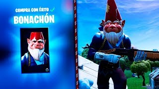 "NOUVEAU SKIN ""BONACHON"" - FINAL TO FRANCAZOS!! 