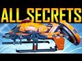 Destiny 2 - ALL FARM SECRETS! NEW VEHICLE?!