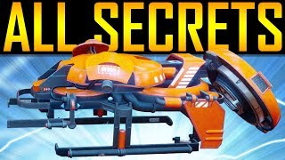 Destiny 2 - ALL FARM SECRETS! NEW VEHICLE?!