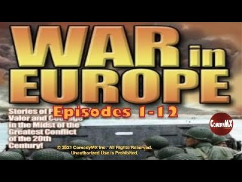 Download War in Europe (1951)   Compilation #1   Episodes 1 - 12