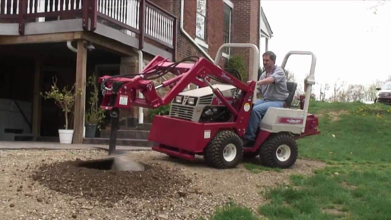 Ventrac 4000 series Operational Video 00 -Introduction
