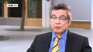 Journal Interview with Thomas de Maizière, German Defense Minister | Journal Interview