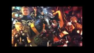 Archonia.com Avengers VS X-Men Prize Preview