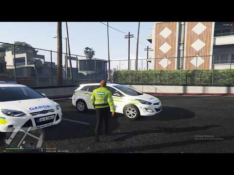 Irish Emergency Service RPC Patrol 4