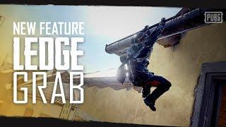 YouTube動画:PUBG - アップデート#30 Ledge Grab(レッジグラブ)