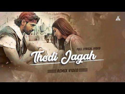 Thodi Jagah Remix DJ Charles | Full Lyrical Video Song | Marjaavaan