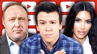 Well...This Is A Mess. Deleting Facebook, Alex Jones vs Marco Rubio, Kim Kardashian Pardons, & More