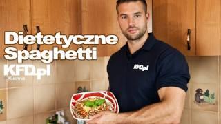 SPAGHETTI BOLOGNESE - (w. dietetyczna) - Kuchnia KFD.pl