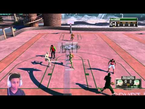 NBA 2K16   Private Park Grind
