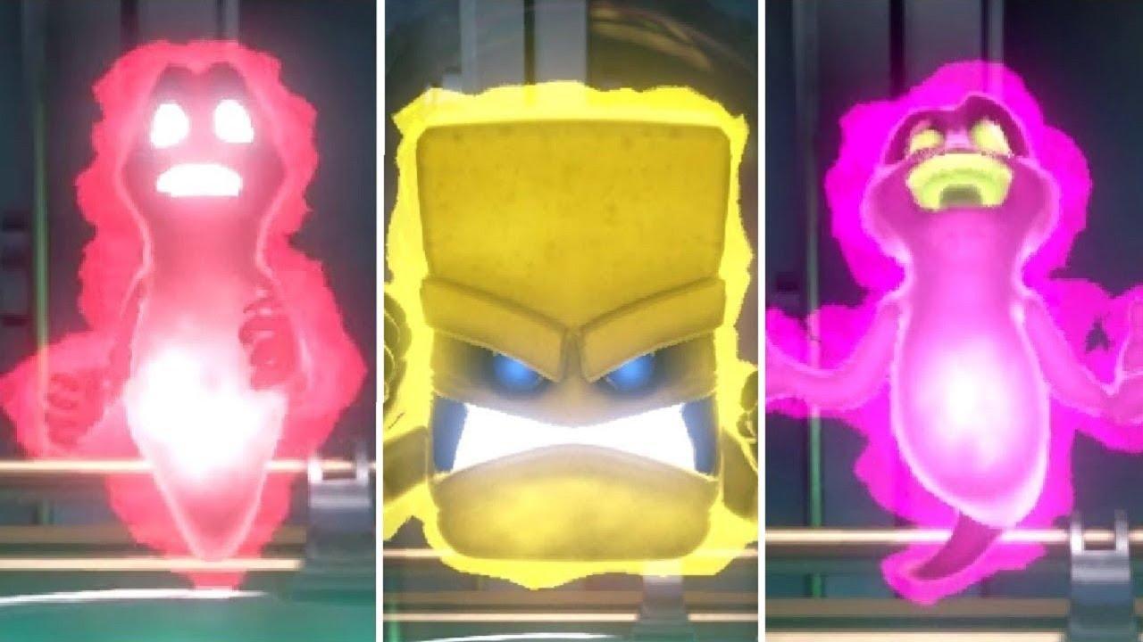 Luigi S Mansion 3 All Rare Ghost Bosses