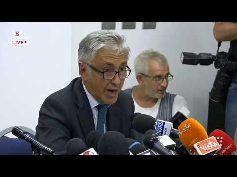 Genova, crollo ponte Morandi: la conferenza stampa di Autostrade
