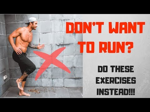 HATE RUNNING? 5 ALTERNATIVE EXERCISES YOU CAN DO ON THE SPOT