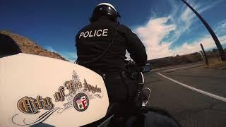LAPPL Behind the Badge - Police Officer II+II Bryce Verna