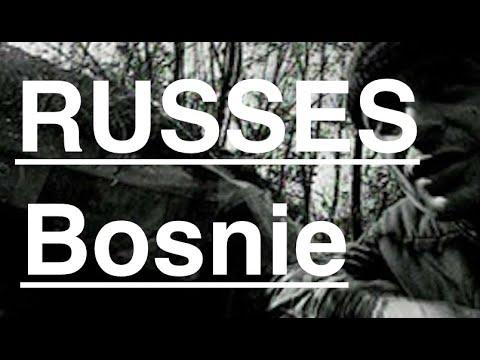 Récit:Bosnie:Les volontaires russes /Prisonnier des serbes