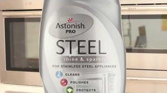 Astonish Pro Steel   Chất tẩy rửa bề mặt kim loại chuyên nghiệp 210165
