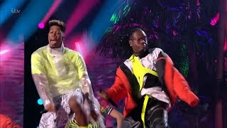 The X Factor UK 2018 Misunderstood Live Shows Round 2 Full Clip S15E17