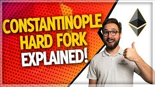 Ethereum Constantinople Fork (Must See Ethereum News!)